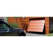 Puertas basculantes Berry. Más de veinte modelos de acero y madera.