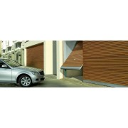 Robusta puerta de uso frecuente con muchas opciones de diseño.