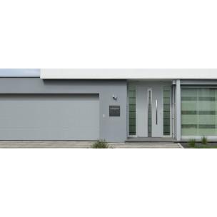 Puerta de aluminio ThermoSafe y ThermoCarbon