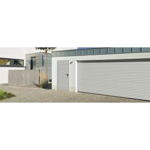 Puertas peatonales laterales para garajes